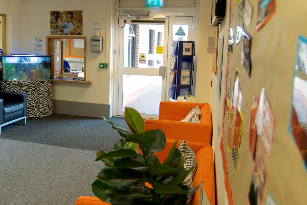 Walton Nursery and Early Years Centre Entrance
