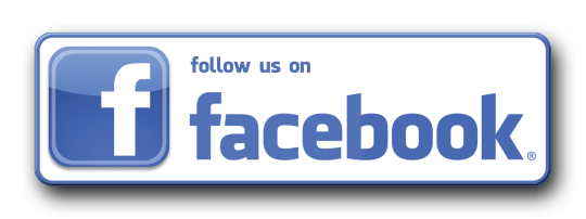 Follow us on Facebook Button Link