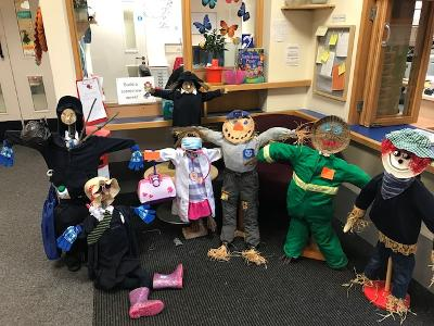 'Build a Scarecrow' week